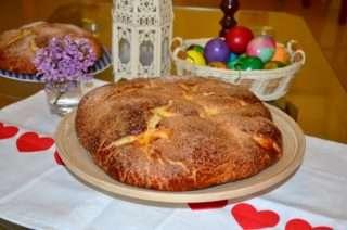 Рецепта за Великденски козунаци стъпка 6