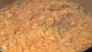 Рецепта за Ябълков щрудел с готови кори стъпка 1