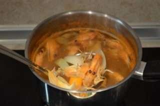 Рецепта за Ризото със скариди стъпка 2