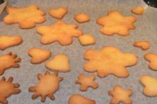 Рецепта за Коледни сладки стъпка 2