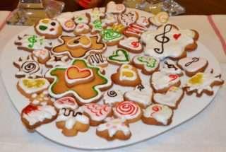 Рецепта за Коледни сладки стъпка 8
