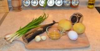 Рецепта за Рибни кюфтета стъпка 1