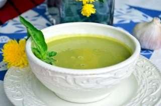 Рецепта за Грахова крем супа стъпка 1