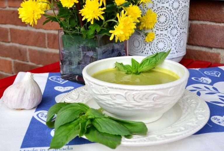 Грахова крем супа