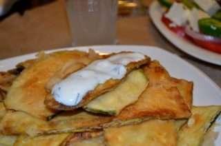 Рецепта за Тиквички по гръцки стъпка 6