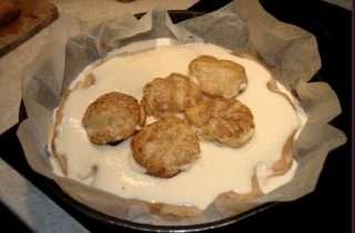 Рецепта за Еклерова торта стъпка 8