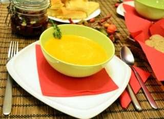 Рецепта за Есенна зеленчукова крем супа стъпка 2
