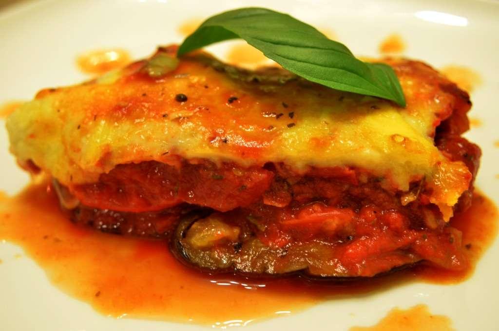 Патладжани с домати на фурна