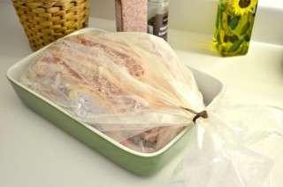Рецепта за Печена патица с бекон в плик стъпка 3