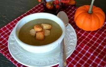 Крем супа гъби