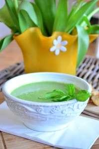 Рецепта за Крем супа от броколи стъпка 4