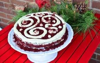 Торта Червено кадифе 1