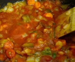 Рецепта за Крем супа от червена леща стъпка 5