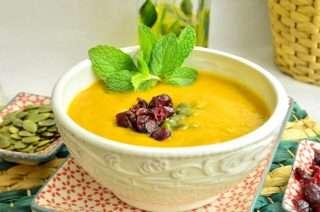 Рецепта за Крем супа от червена леща стъпка 10