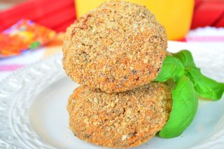 Рецепта за Кюфтета от червена леща, гъби и сушени домати стъпка 8