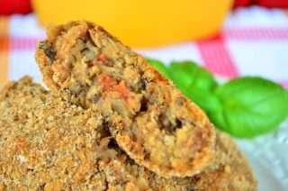 Рецепта за Кюфтета от червена леща, гъби и сушени домати стъпка 9