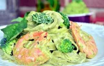 Pasta skaridi i brokoli