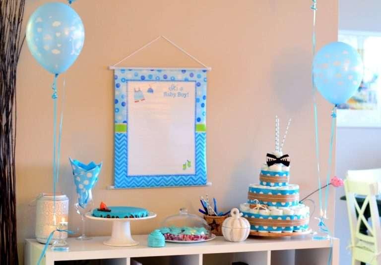 Идеи за бебешко парти (бейби шауър)